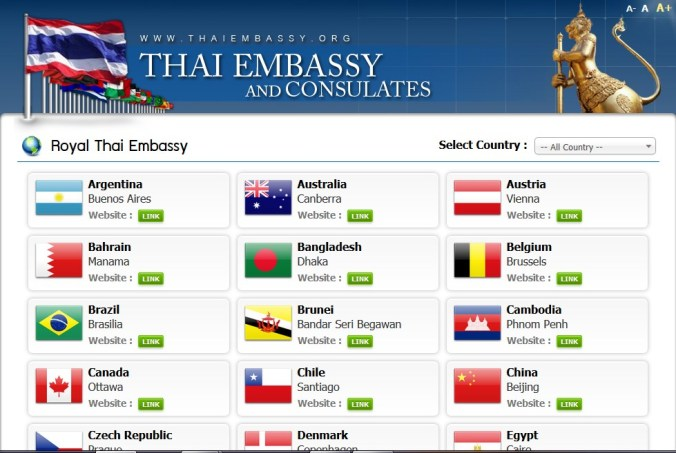 Embassies 8
